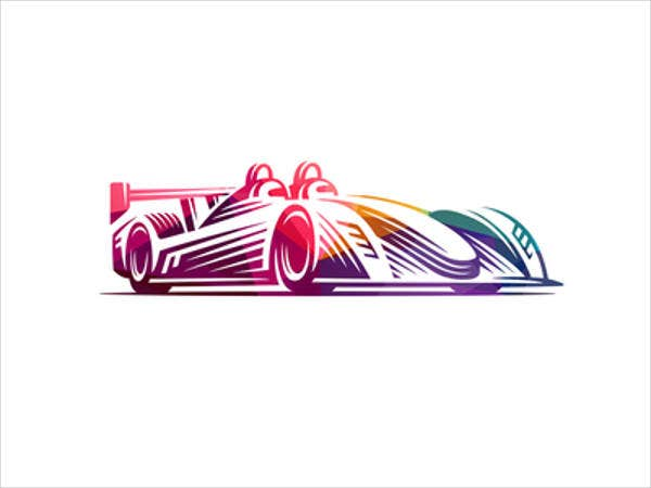 racing-team-sports-logo