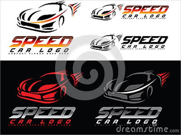 8 racing team logos designs templates free amp premium