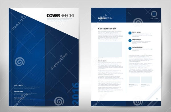 Modern A4 Business Brochure
