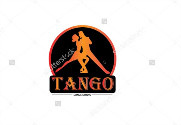 dance studio team logo