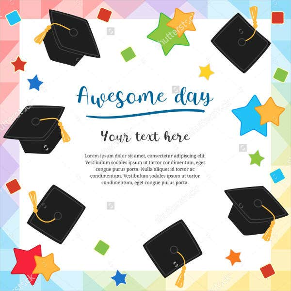 8 graduation greeting cards designs templates free premium college graduation greeting card m4hsunfo Images