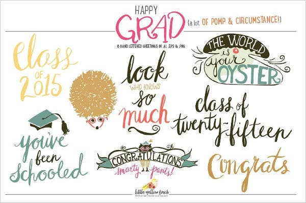 funny graduation greeting card