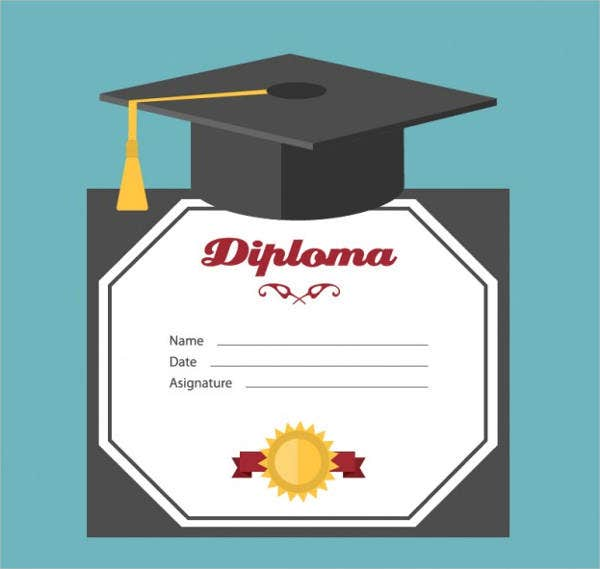 Graduation Card Template  NinjaTurtletechrepairsCo