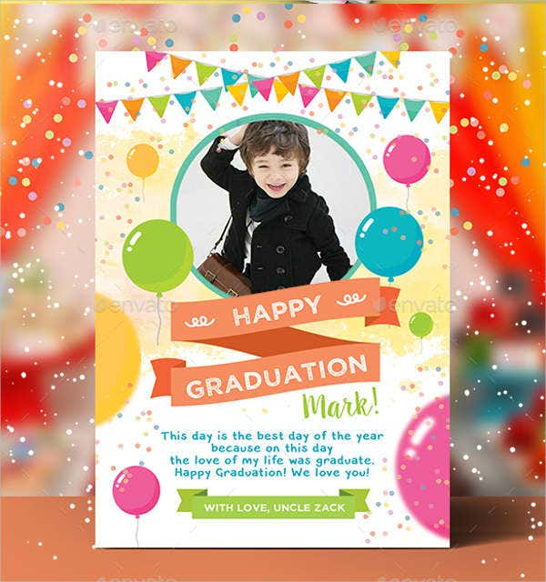 Graduation Greeting Card Wishes