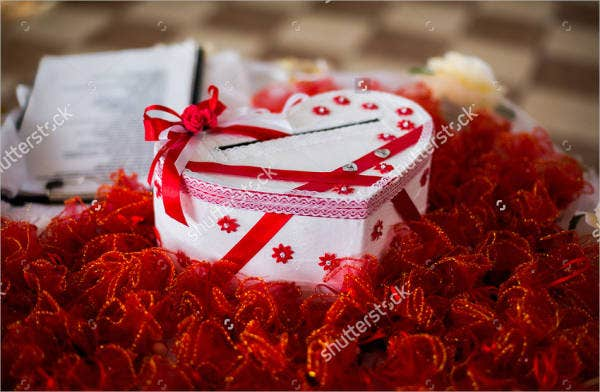 wedding candy box packaging