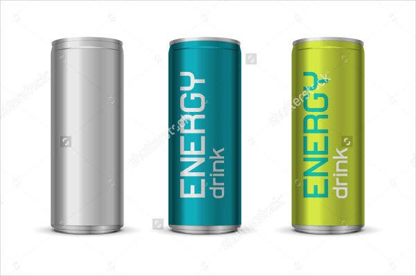 Beverage Product Can Packaging