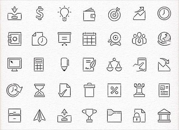 hand-drawn-business-and-office-icons