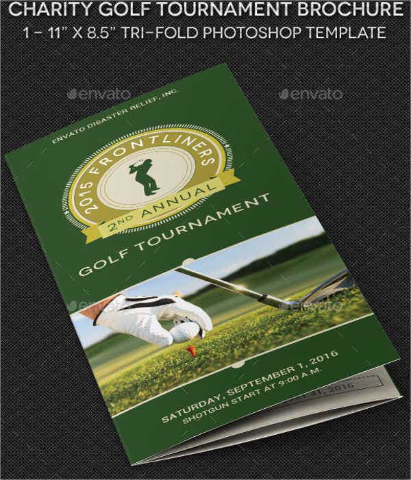 golf-charity-event-brochure