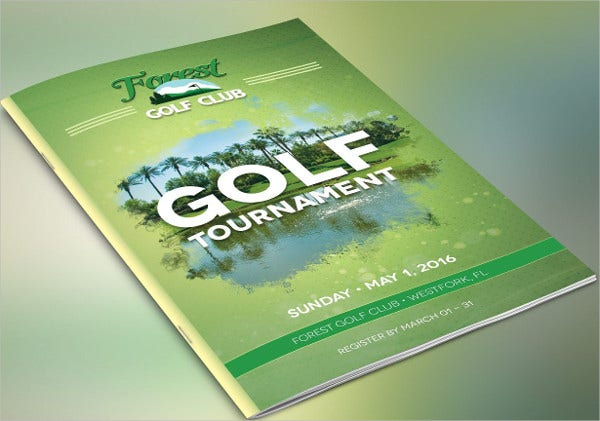golf-club-event-brochure