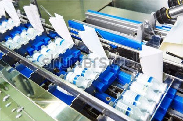 health product pharmaceutical packaging