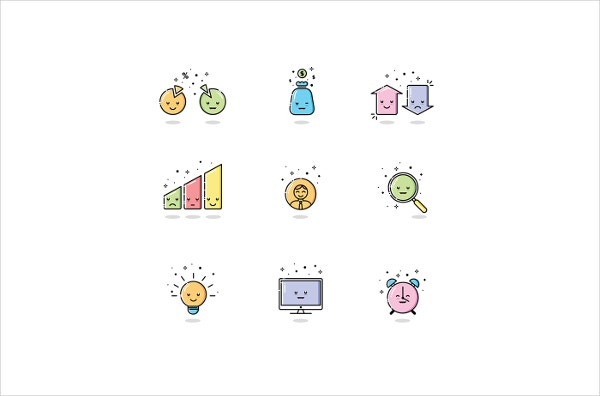 business-management-line-icons