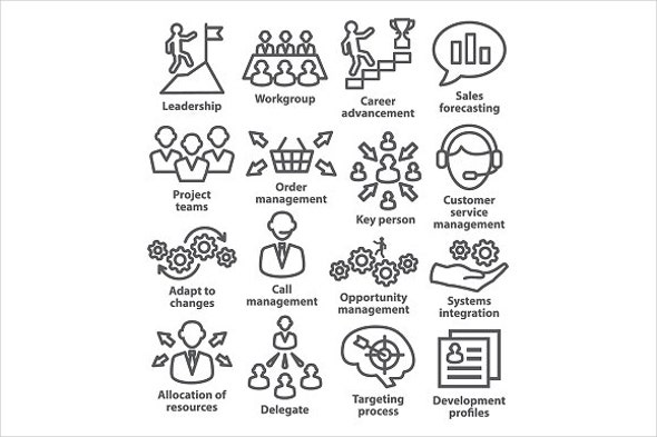 business-process-management-icons