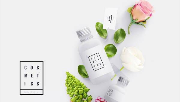 8 spa product packagings