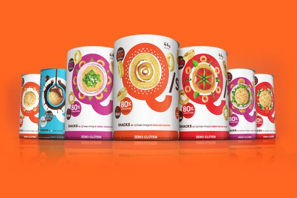 organic food product packaging