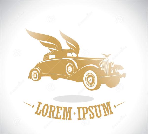 vintage-car-company-logo