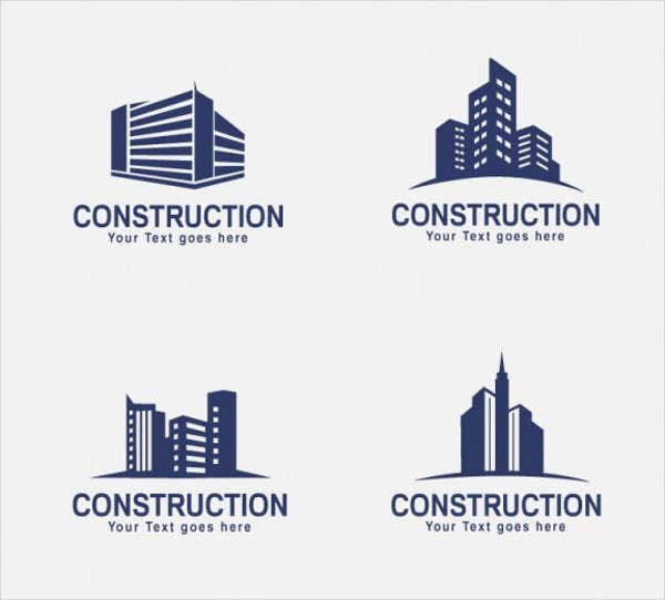 9 Construction Company Logos Psd Vector Eps Ai File Format