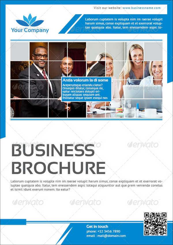 multipurpose business company brochure