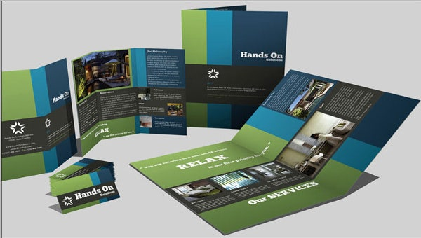business company trifold brochure1