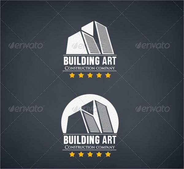 vintage-company-construction-logo