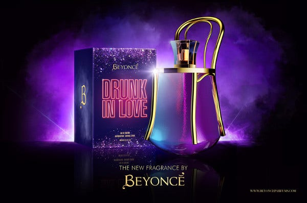 luxury perfume bottle packaging