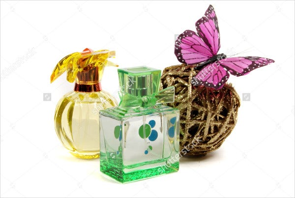 eco friendly perfume bottle packaging