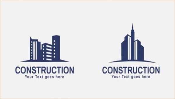 10  free construction company logos