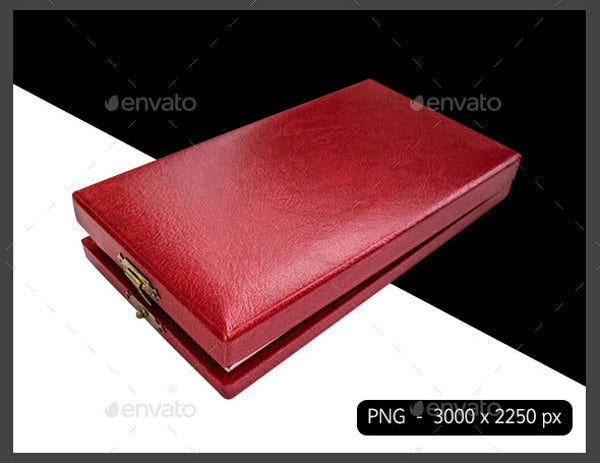 Jewelry Leather Box Product Packaging