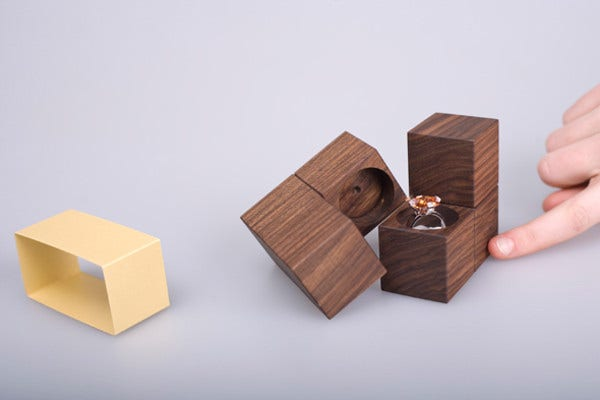 Eco-Friendly Jewelry Product Packaging
