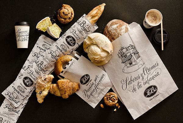 Eco-friendly Bakery Product Packaging