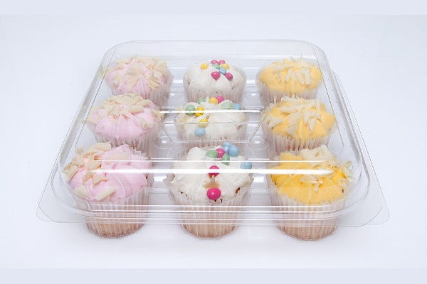 Bakery Product Plastic Packaging