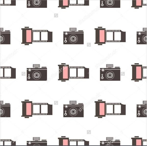 vintage photography hipster logo