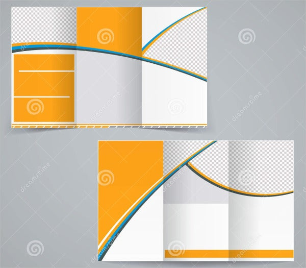 a4 trifold business brochure1