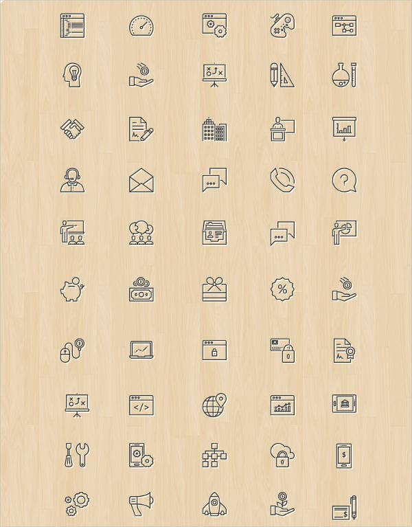 free-psd-business-and-finance-icons