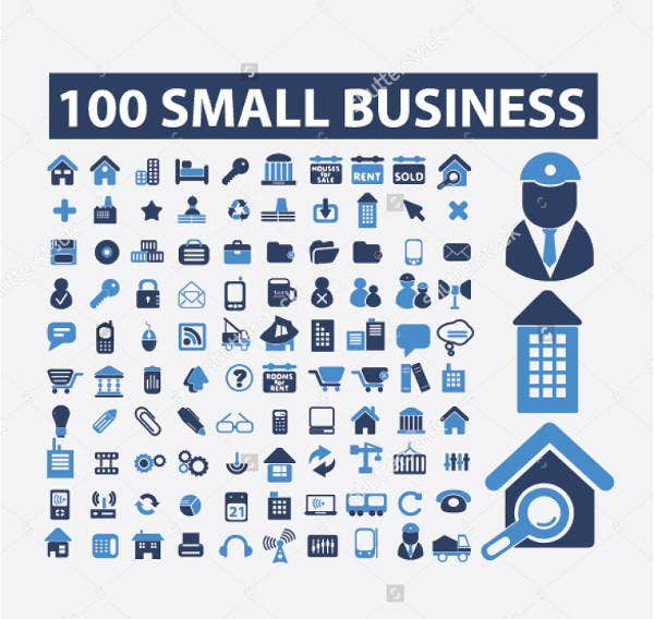 small-business-management-icons