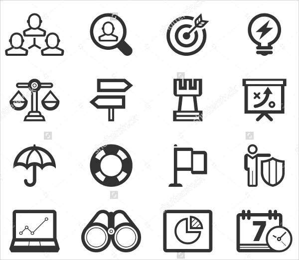 small-business-strategy-icons