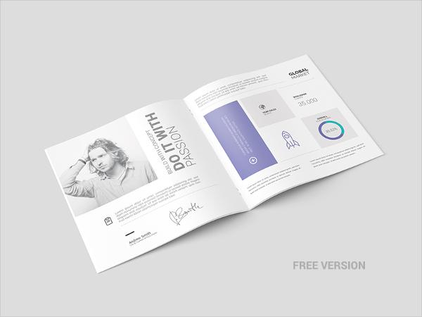 Free Magazine Brochure