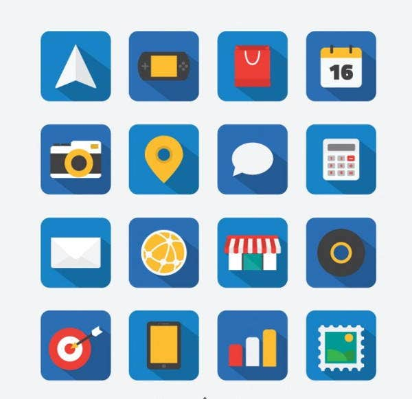 mobile-web-app-icons