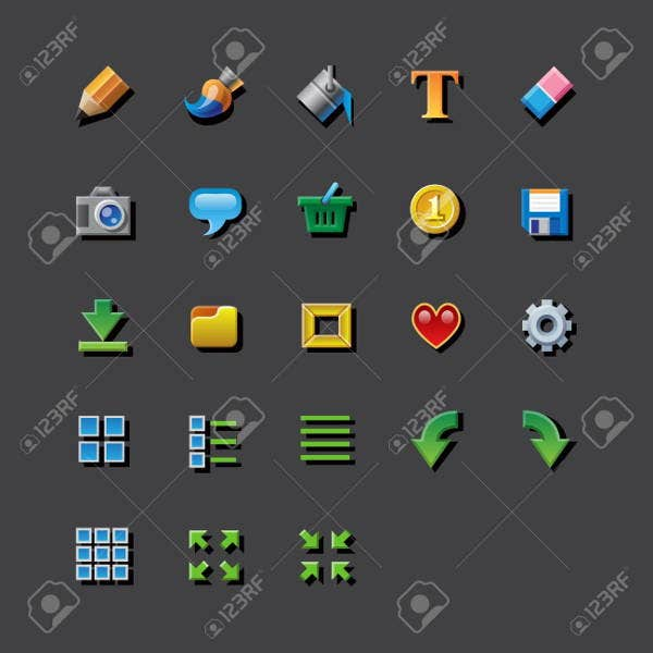 web-app-tools-icons-set