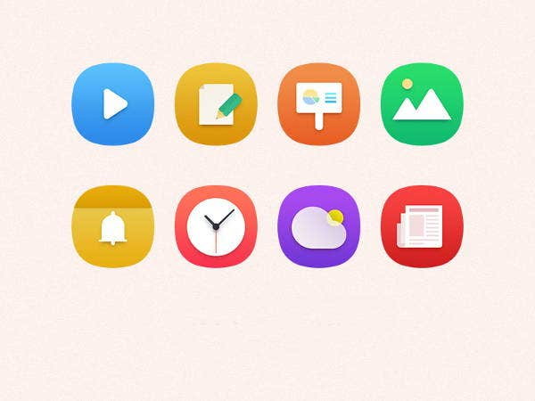 colorful-web-application-icons