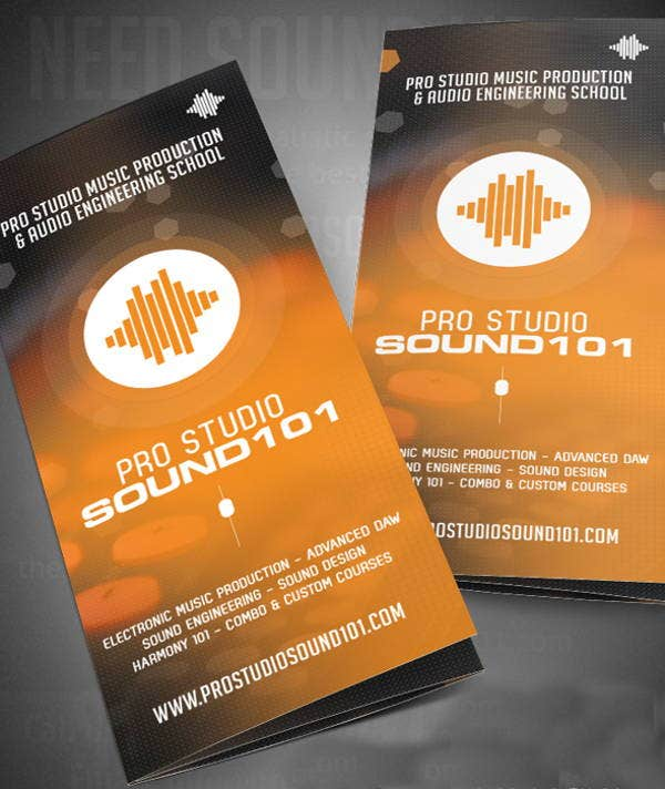9+ Music Brochures - Editable Psd, Ai, Vector Eps Format Download