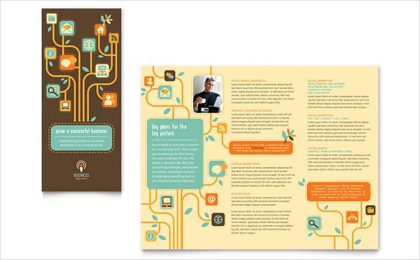 service tri fold brochure