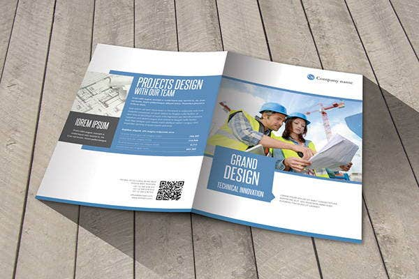 construction brochure templates - 15 construction brochures editable psd ai vector eps
