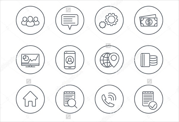 business-enterprise-process-icons