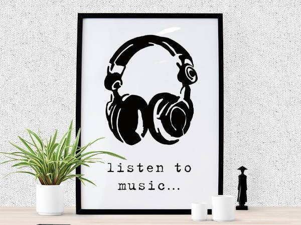 music-quote-posters