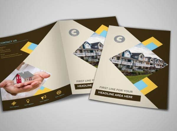 Property Brochures  Editable Psd Ai Vector Eps Format Download