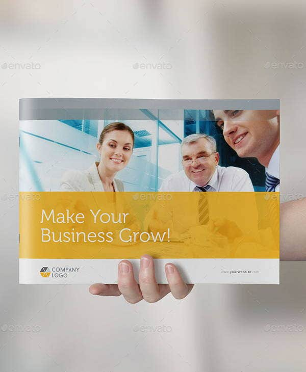 clean-business-landscape-brochure