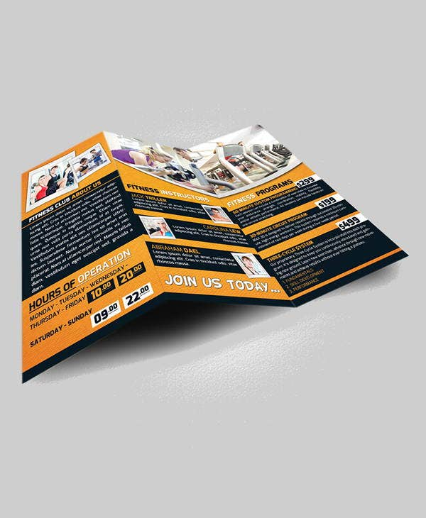 corporate-fitness-club-brochure