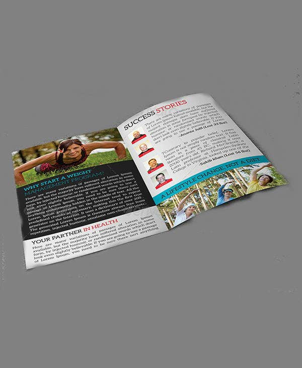 corporate-fitness-weight-loss-brochure