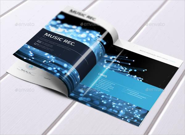 music-presentation-brochure