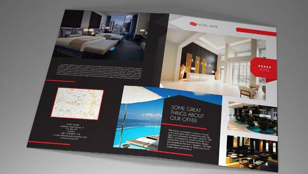 12  corporate hotel brochures